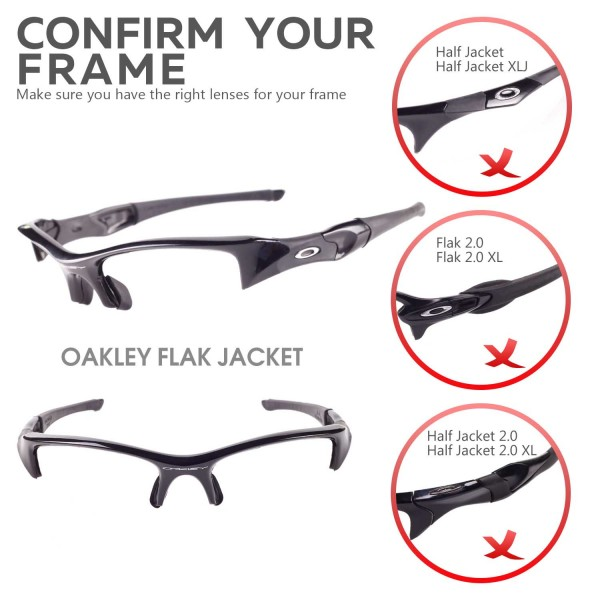 flak oakley replacement lenses t8rc  Color : Polarized Lenses : 24K Gold