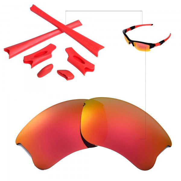 Oakley Flak Jacket Nose Pieces