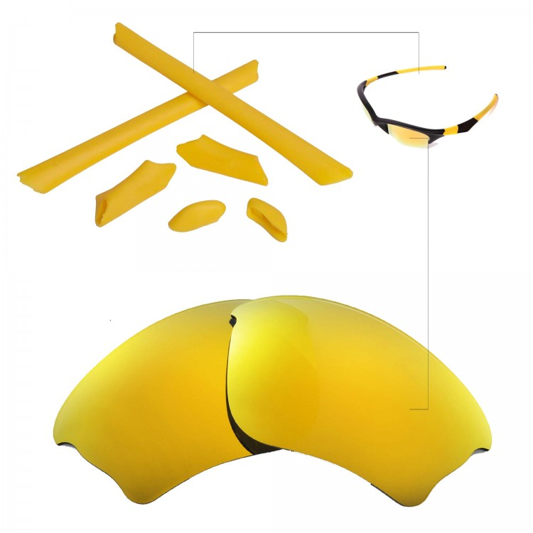 Oakley Half Jacket Accessories