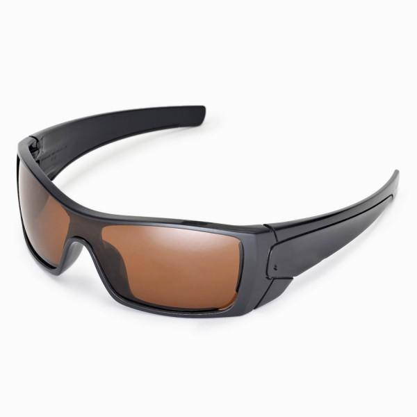 oakley batwolf polarized replacement lenses