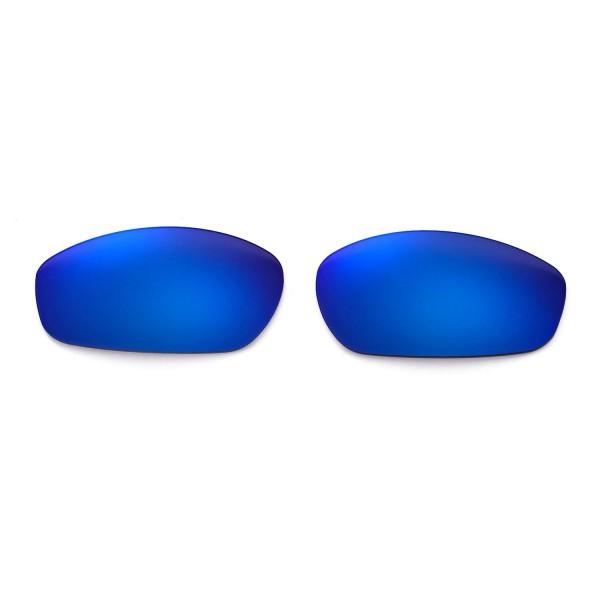 Oakley Blender Sunglasses  walleva polarized ice blue replacement lenses for oakley blender