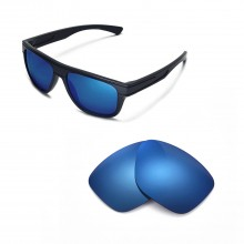 New Walleva Polarized Ice Blue Replacement Lenses For Oakley Breadbox Sunglasses