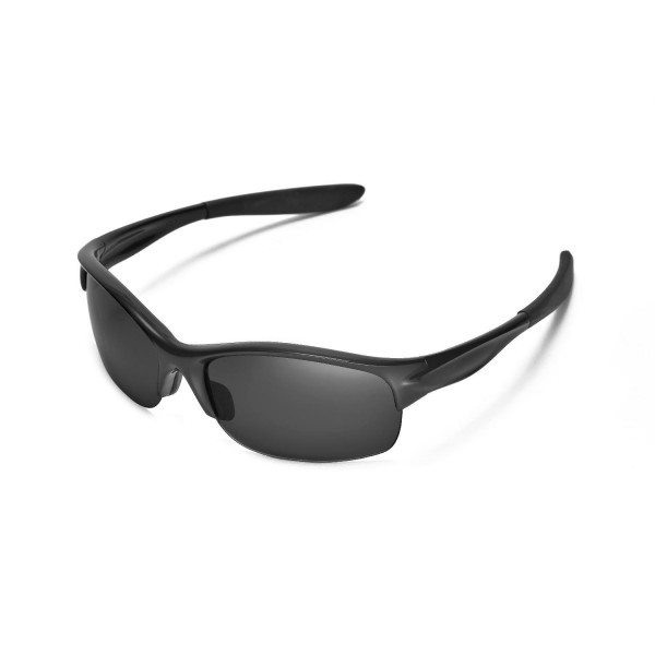 Oakley Commit Sunglasses  new walleva polarized anium black replacement lenses for