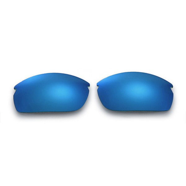 oakley polarized commit sunglasses  new walleva polarized ice blue replacement lenses for oakley commit sq sunglasses