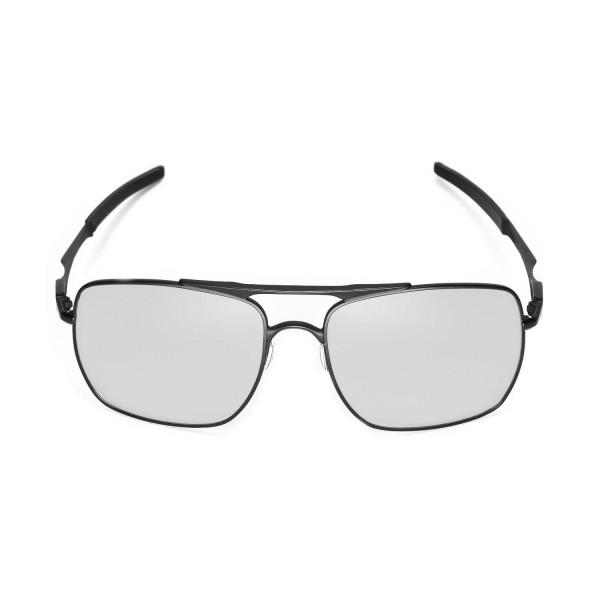 Oakley Deviation Sunglasses  walleva clear replacement lenses for oakley deviation sunglasses