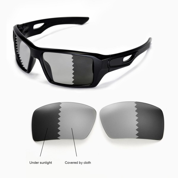 Oakley Eyepatch 2 Polarized Replacement Lenses