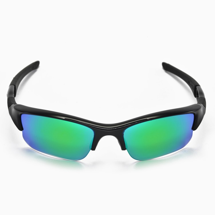 433ec2d15ae Walleva Polarized Black Lenses For Oakley Flak Jacket « Heritage Malta