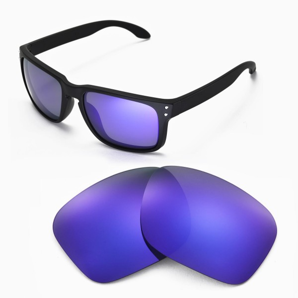walleva replacement lenses for oakley holbrook sunglasses