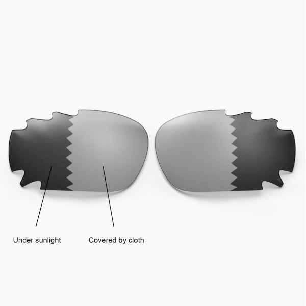 Oakley Racing Jacket Photochromic Lenses