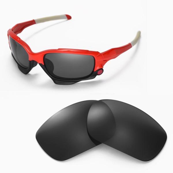 Oakley Racing Jacket Sunglasses Polarised Lenses