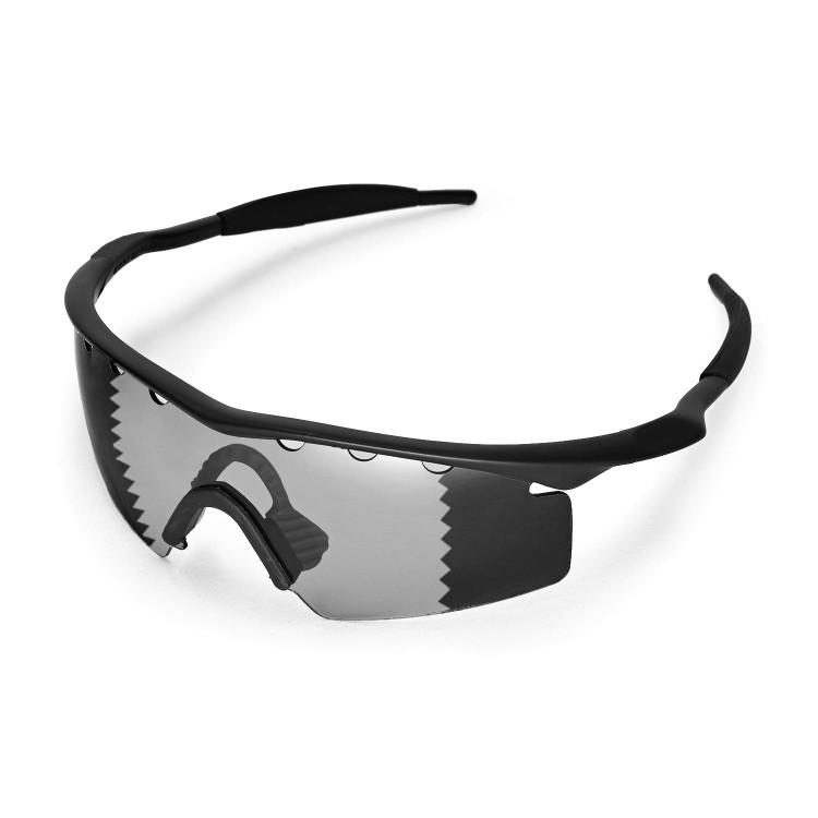 oakley m frame polarized sunglasses glass