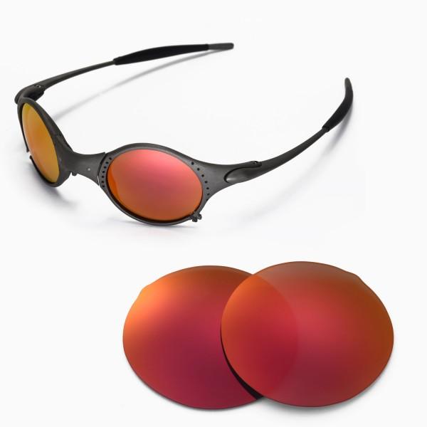 Oakley Mars Sunglasses  walleva replacement lenses for oakley mars sunglasses multiple