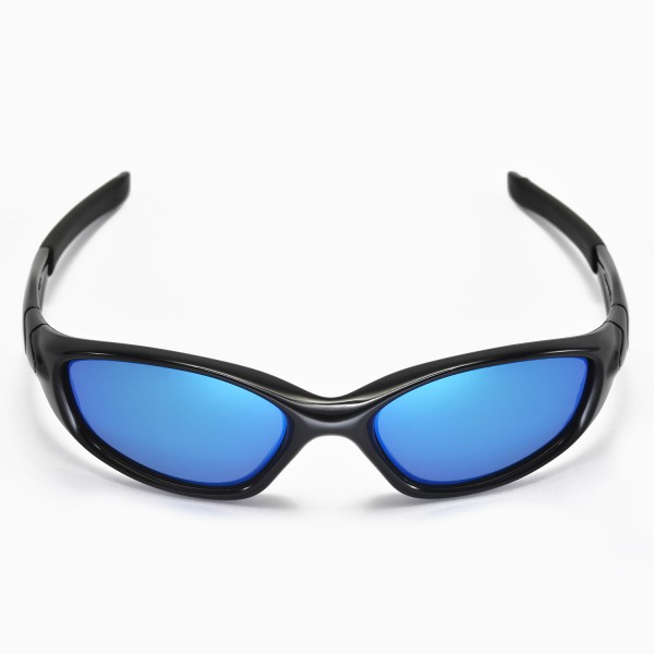 oakley sunglasses minute  color : polarized lenses : ice blue