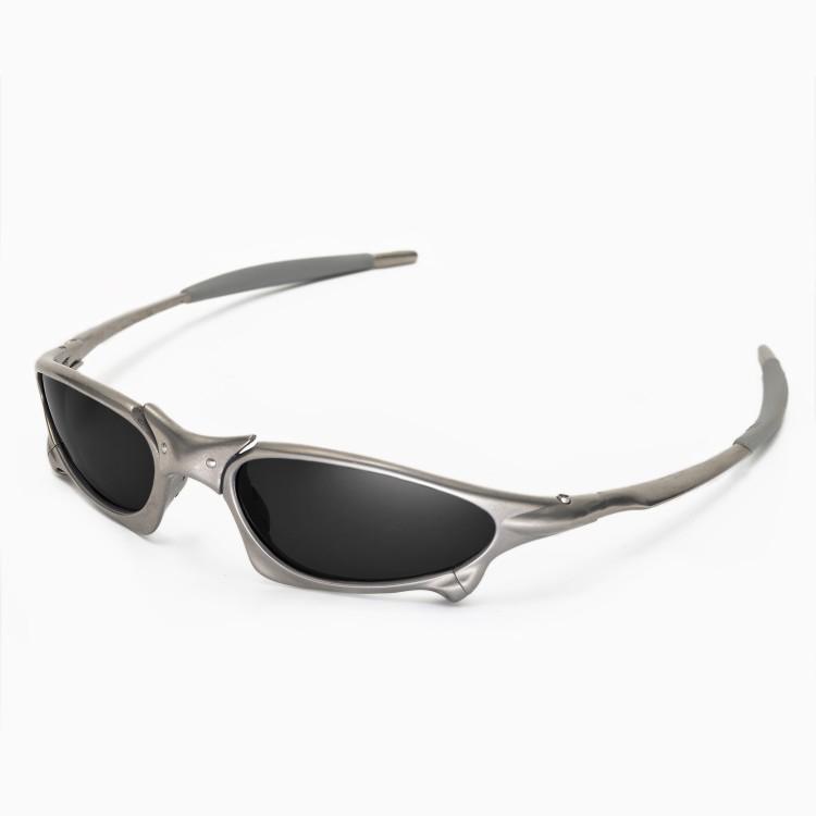oakley white glasses b0io  Walleva Replacement Lenses for Oakley