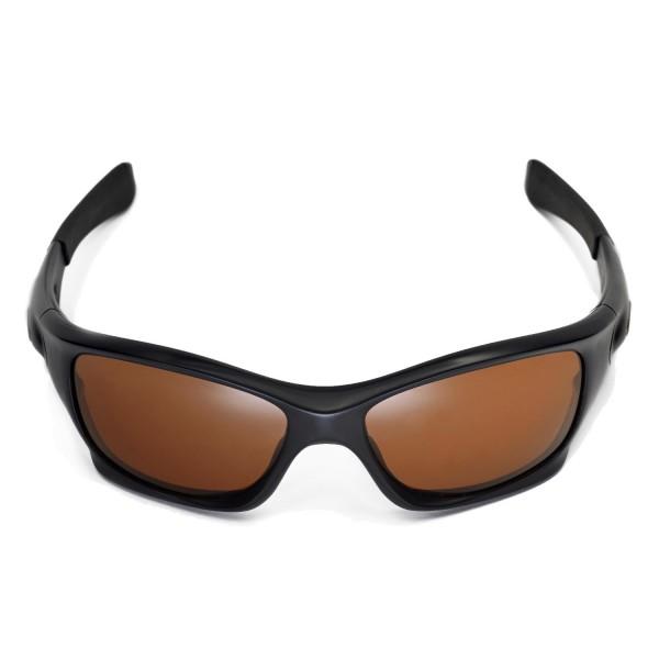 Oakley Pit Bull Polarized Sunglasses