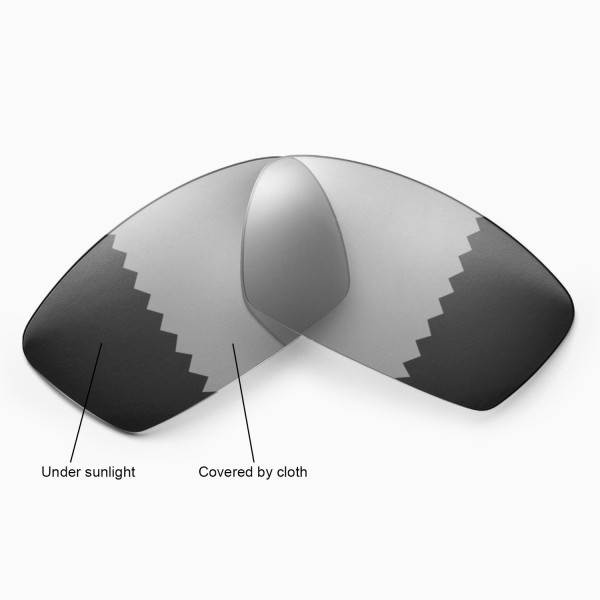 Oakley Square Whisker Replacement Lenses