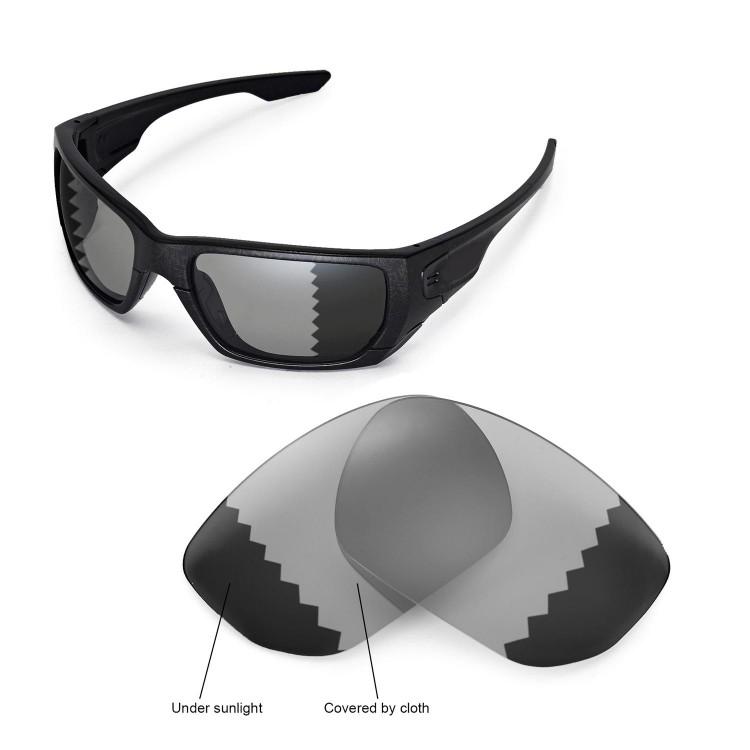 Oakley Photochromic Lenses