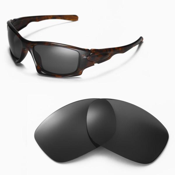 oakley ten ltnt  Walleva Replacement Lenses for Oakley Ten Sunglasses