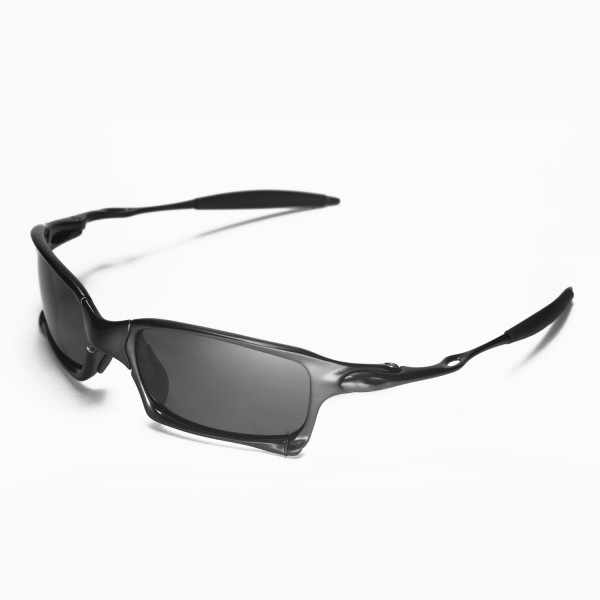 oakley x squared sunglasses  walleva replacement lenses for oakley x squared sunglasses multiple options available (black polarized)