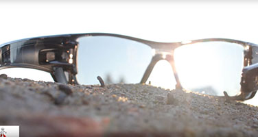 Review: Walleva Lenses for Oakley Batwolf