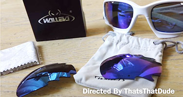 Review: Walleva Lenses For Oakley Jawbone