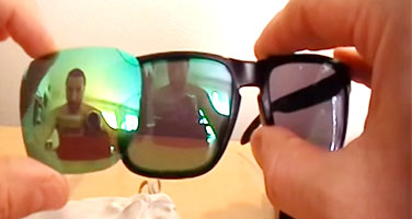 Review: Walleva Lenses for Oakley Holbrook