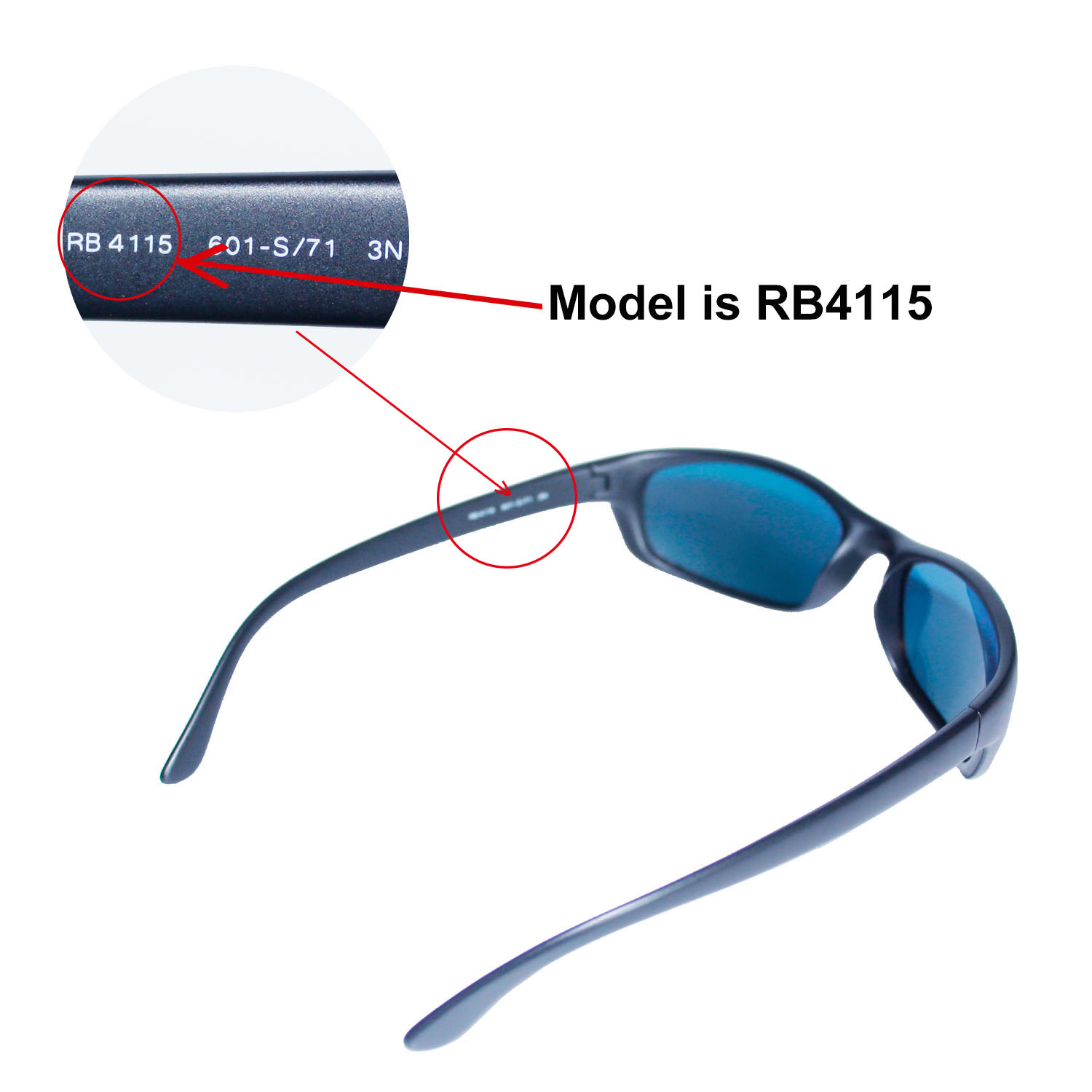 043bab8a88 Replacement Lenses For Ray Ban Rb4115 Replacement Lenses « Heritage ...