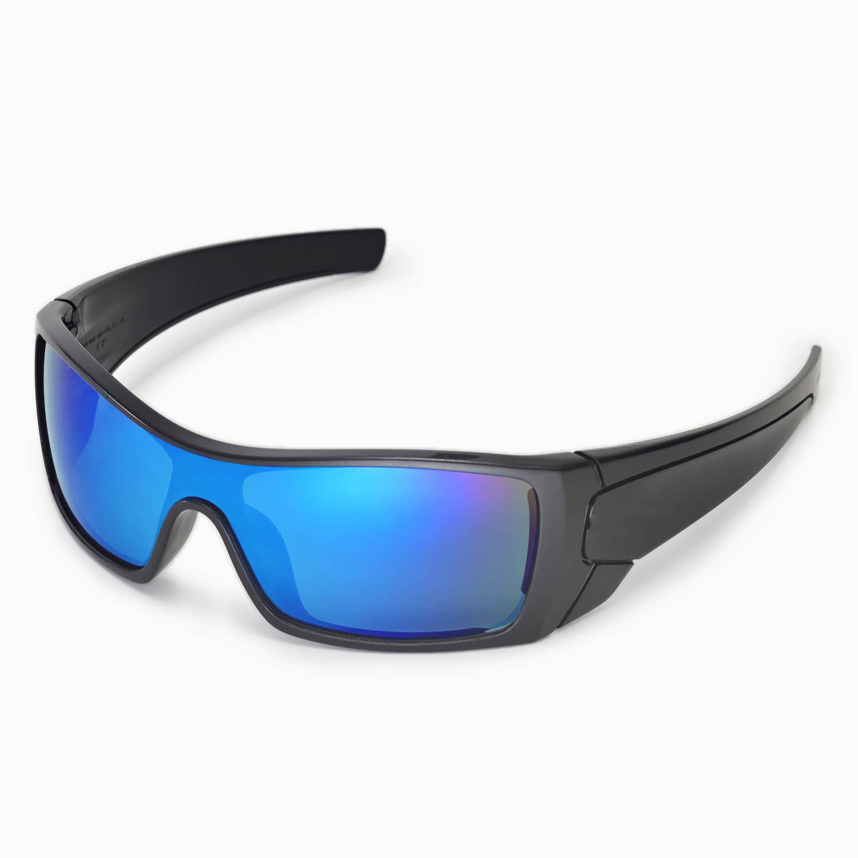 Oakley Batwolf Lenses >> New Walleva Polarized Ice Blue Replacement Lenses For ...