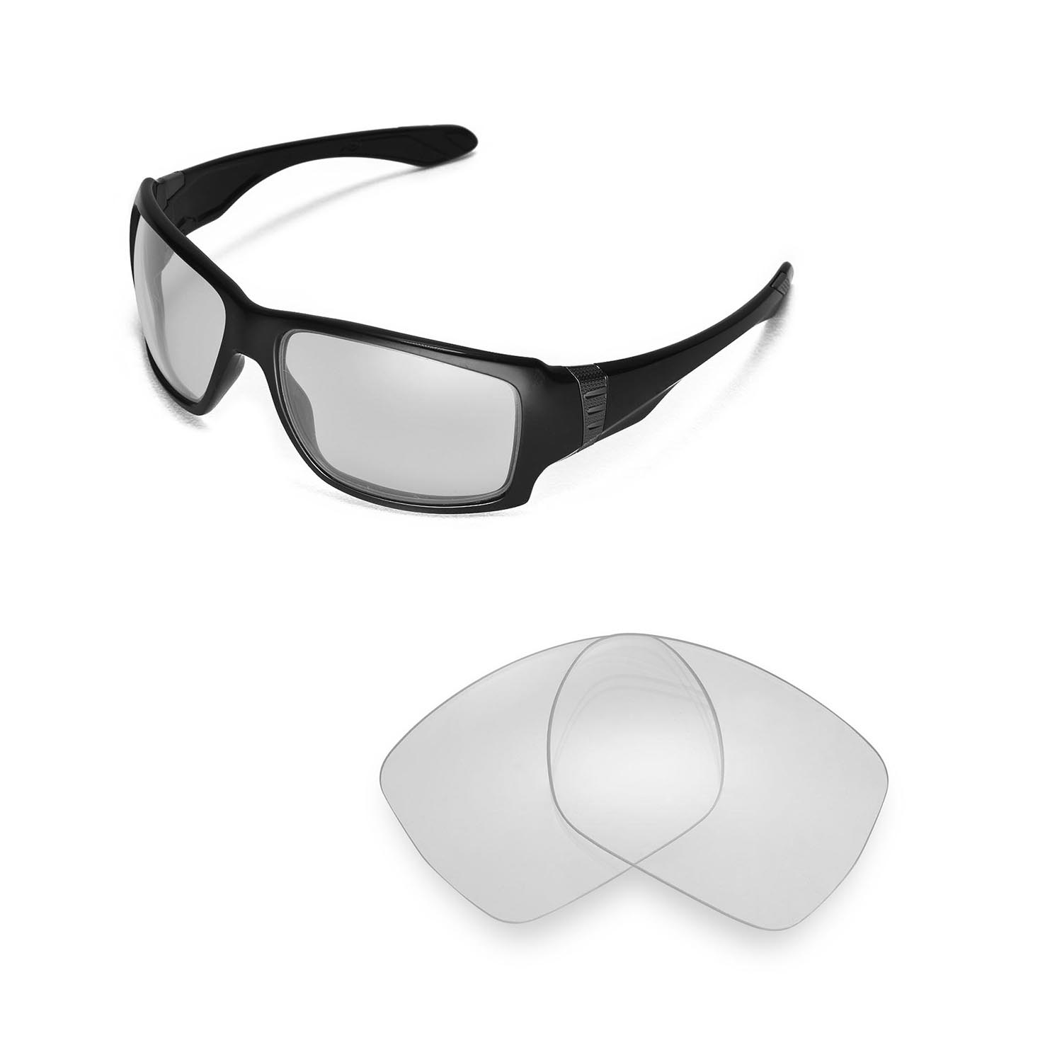 c63db8a06fd Oakley Big Taco Replacement Lenses