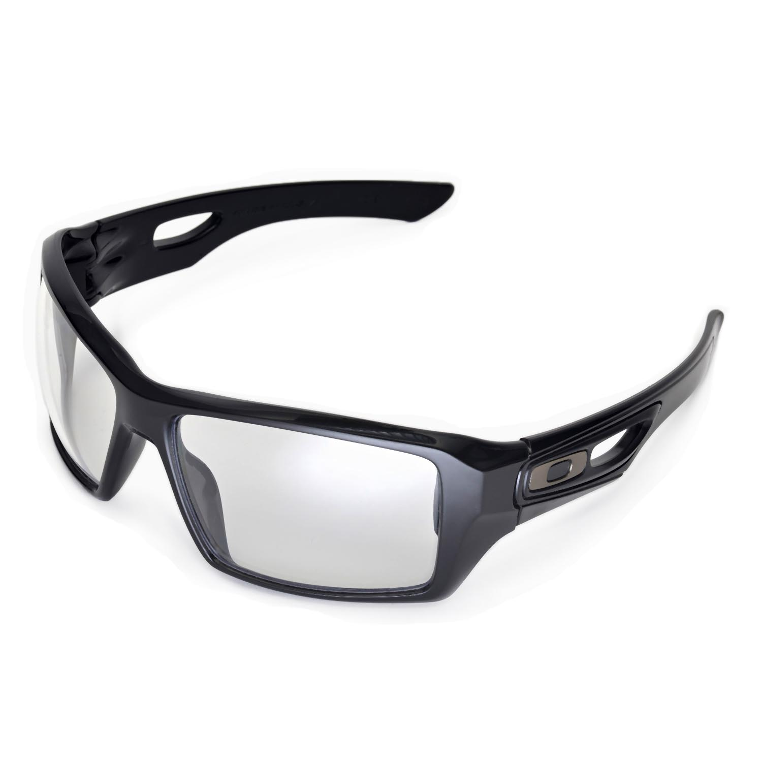 oakley glasses clear lens  new walleva clear lenses for oakley eyepatch 2