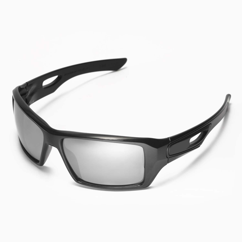 b058ffa735 New WL Polarized Titanium Replacement Lenses For Oakley Eyepatch 2  Sunglasses