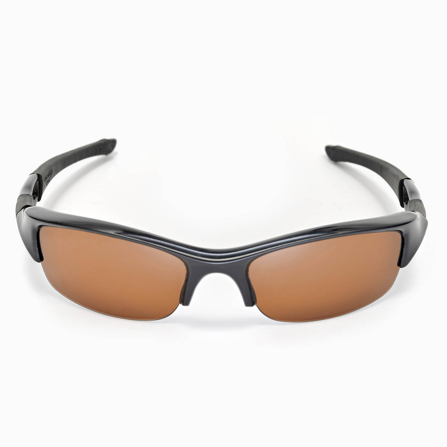 difference between oakley half jacket and flak jacket s1nq  Walleva Polarized Brown Lenses for Oakley Flak Jacket x1; Walleva  Microfiber Lens Cleaning Cloth x1