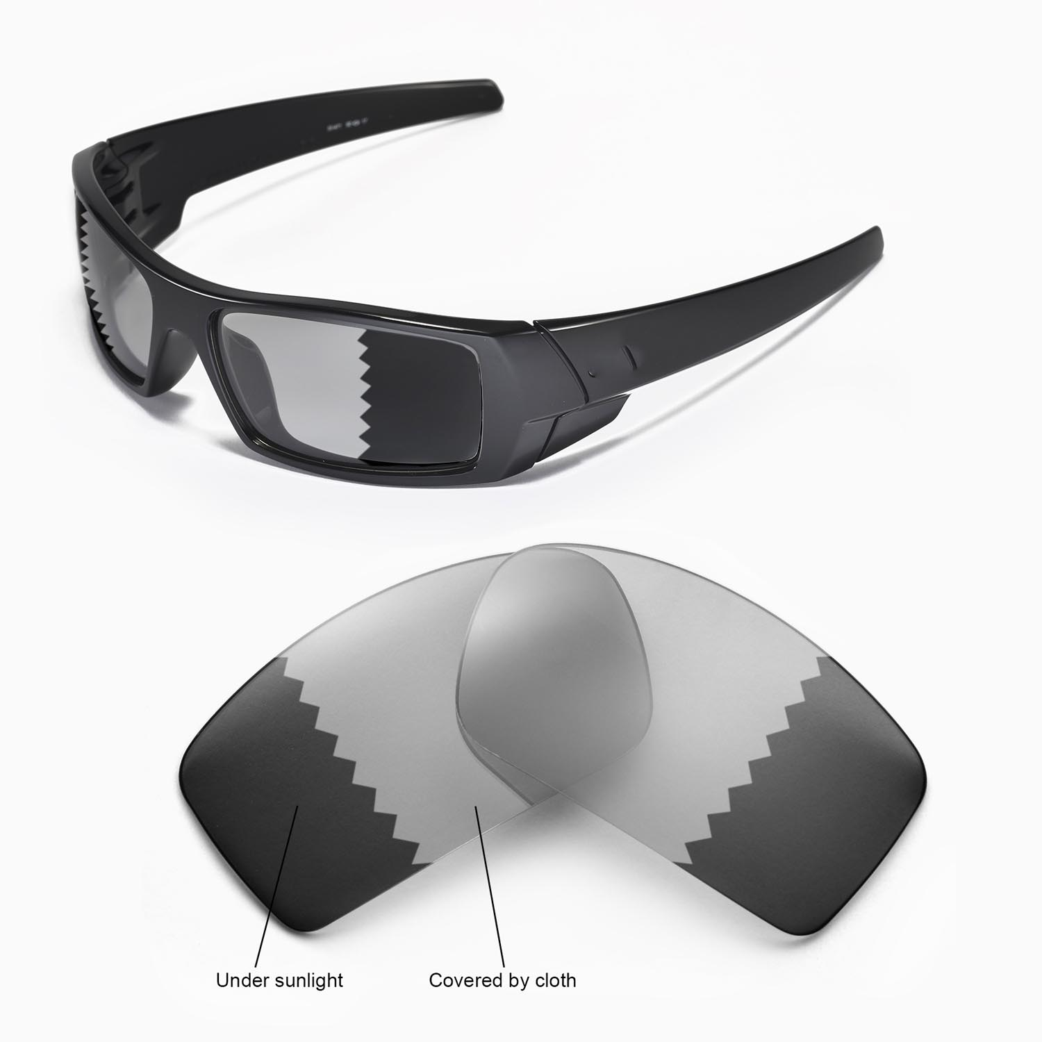 New WL Polarized Transition/Photochromic Replacemet Lenses For ...