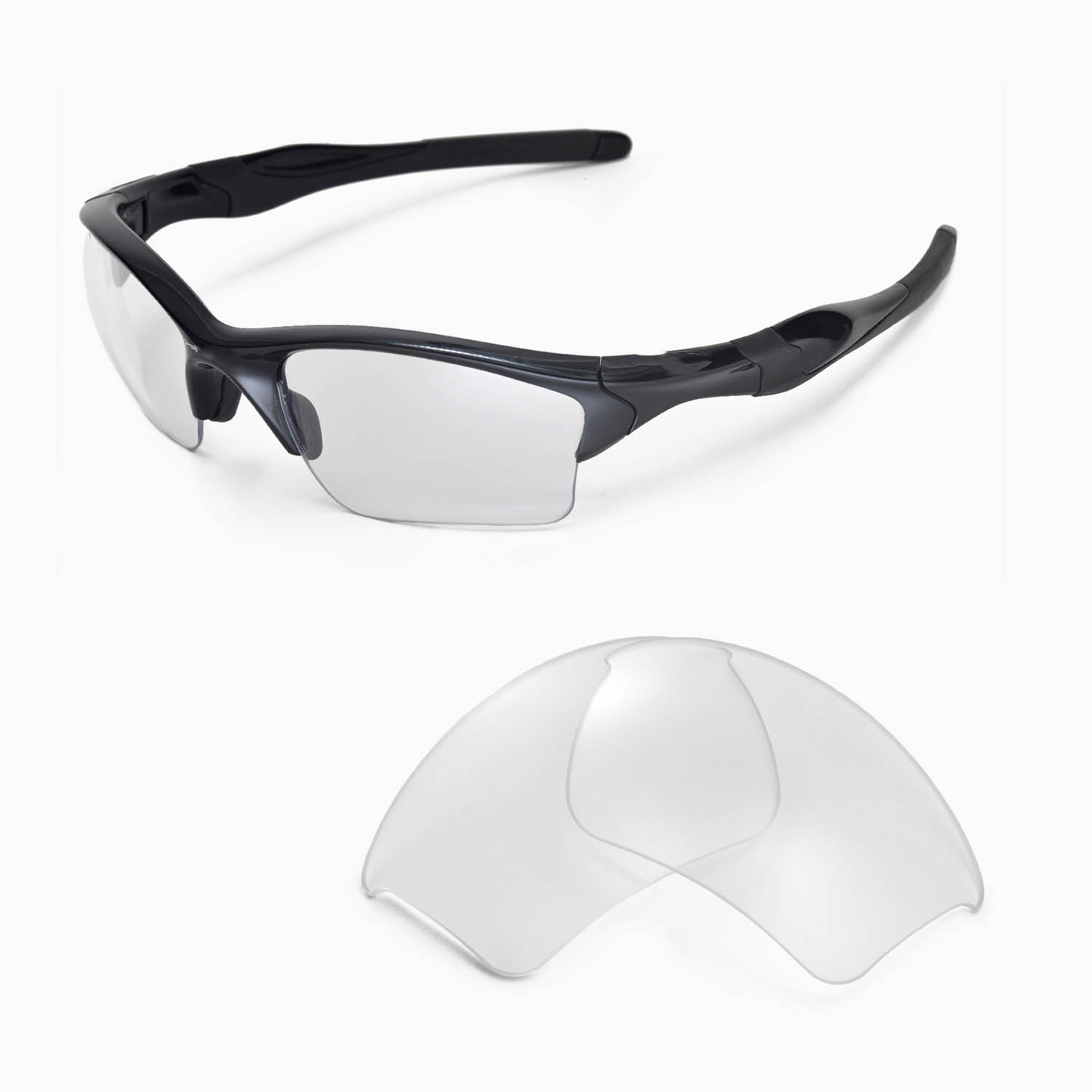 how to clean oakley lenses