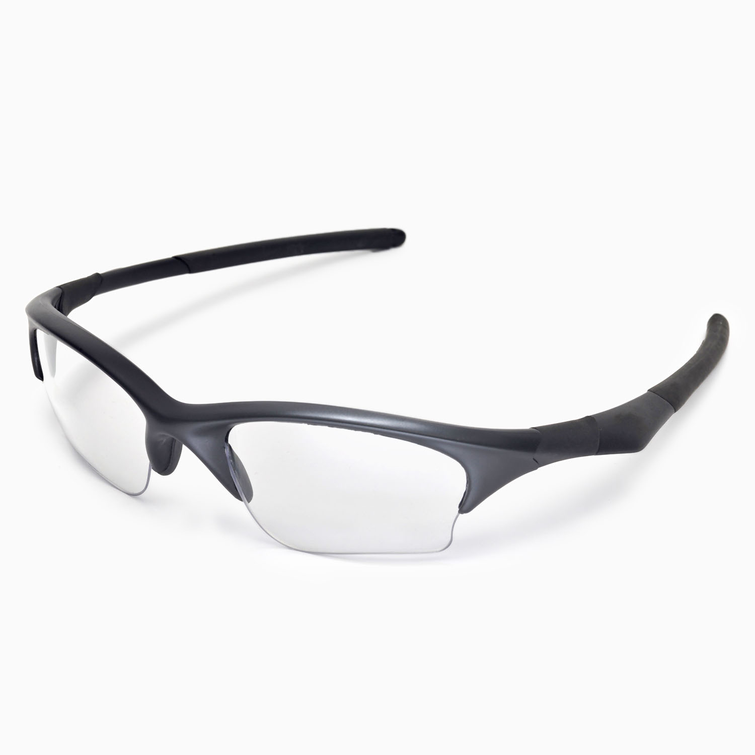 oakley glasses clear lens  new walleva clear lenses for oakley half jacket xlj