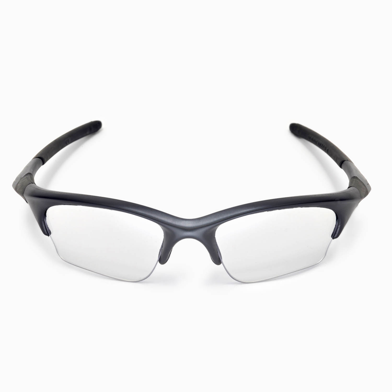 Oakley Half Jacket Clear Lenses