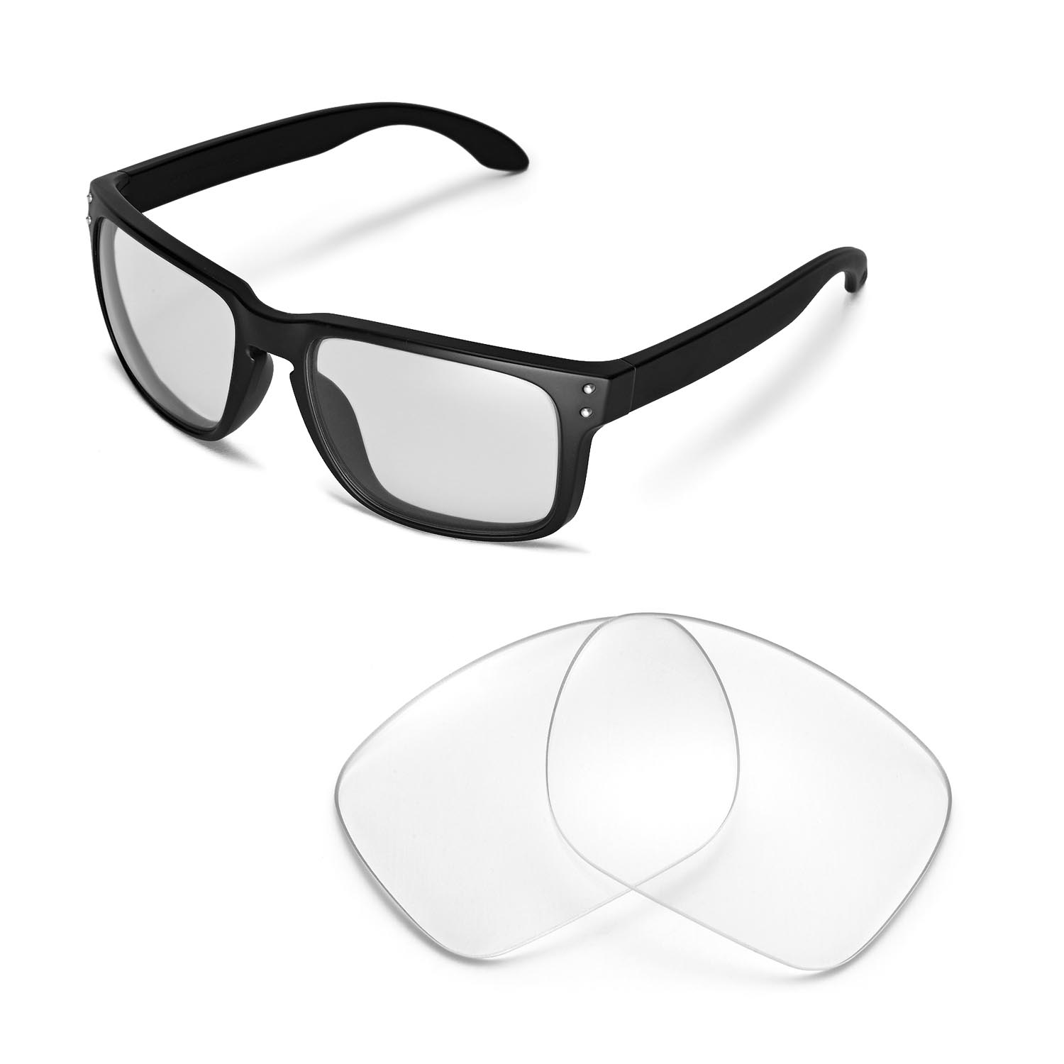 oakley holbrook sunglasses  Walleva Replacement Lenses for Oakley Holbrook Sunglasses ...
