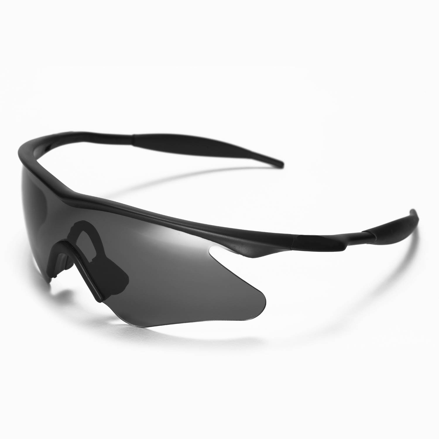 new walleva black lenses for oakley m frame heater