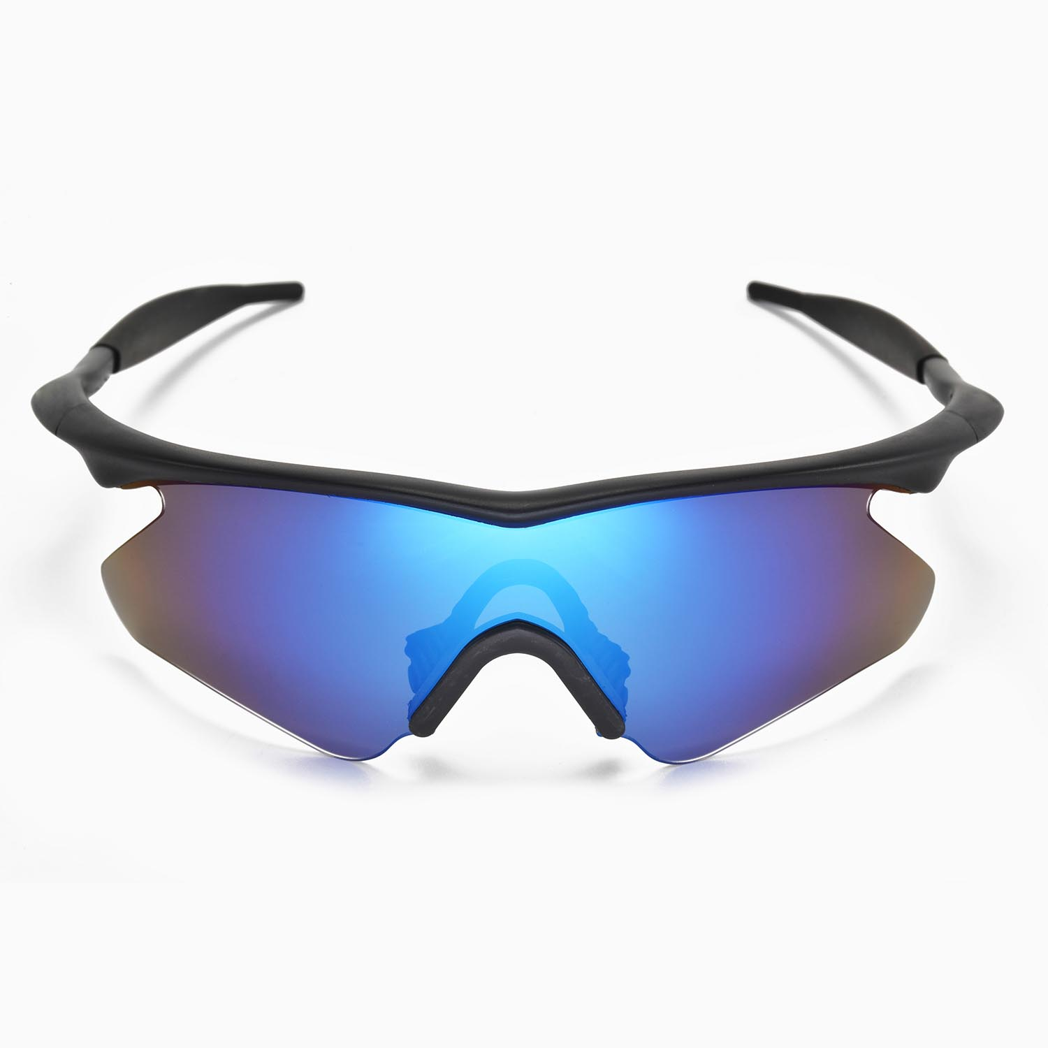 New Walleva Ice Blue Replacement Lenses For Oakley M Frame