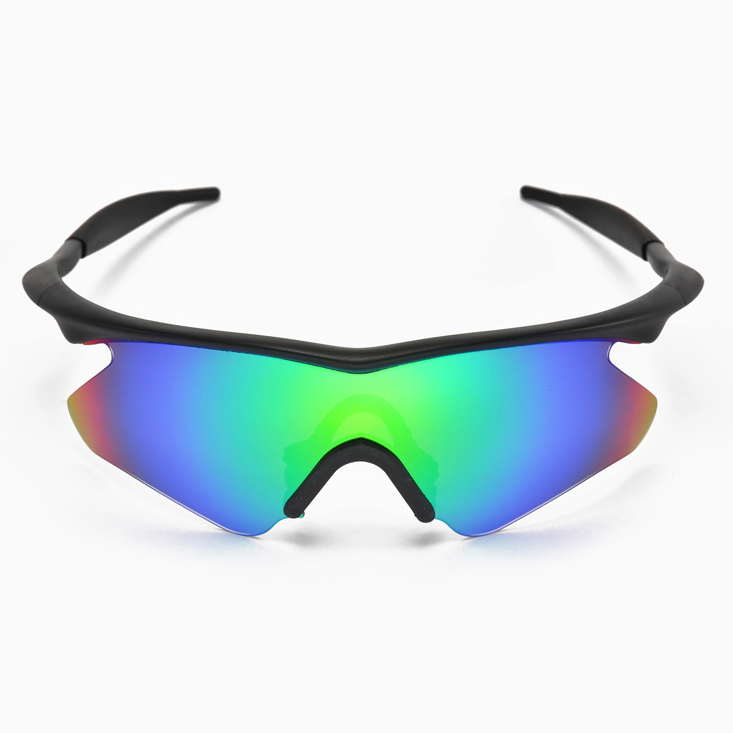 New Walleva Polarized Emerald Replacement Lenses For