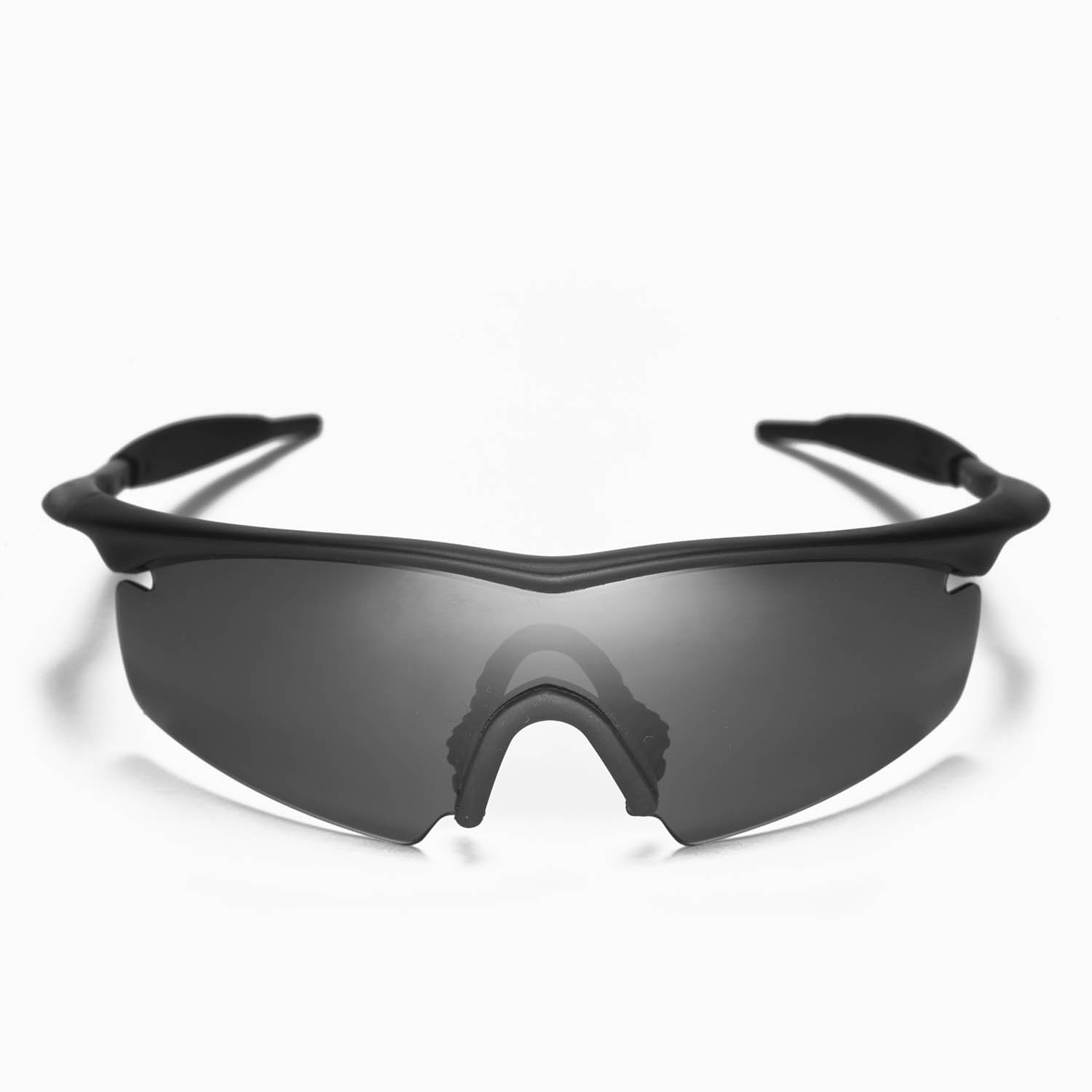 New Wl Polarized Black Replacement Lenses For Oakley M