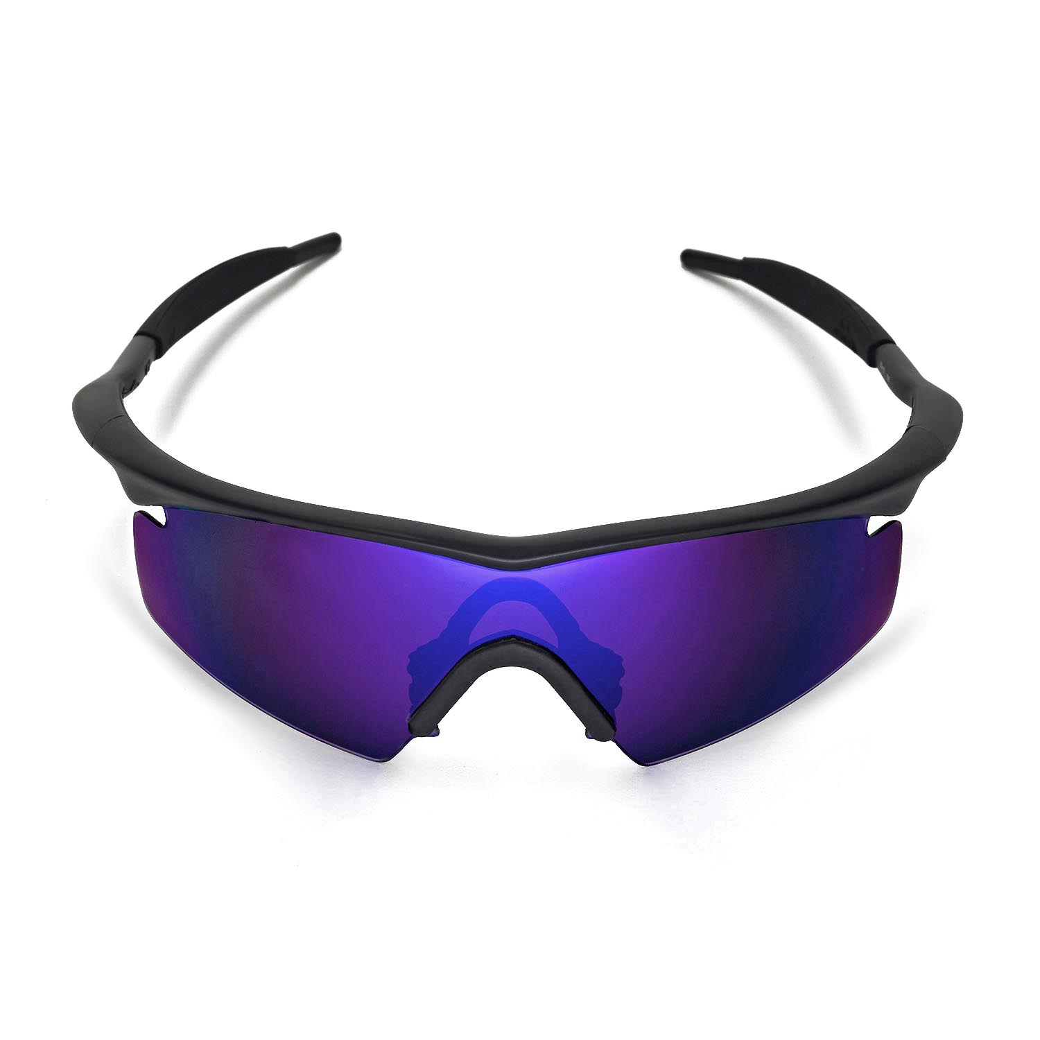 New Wl Polarized Purple Replacement Lenses For Oakley M