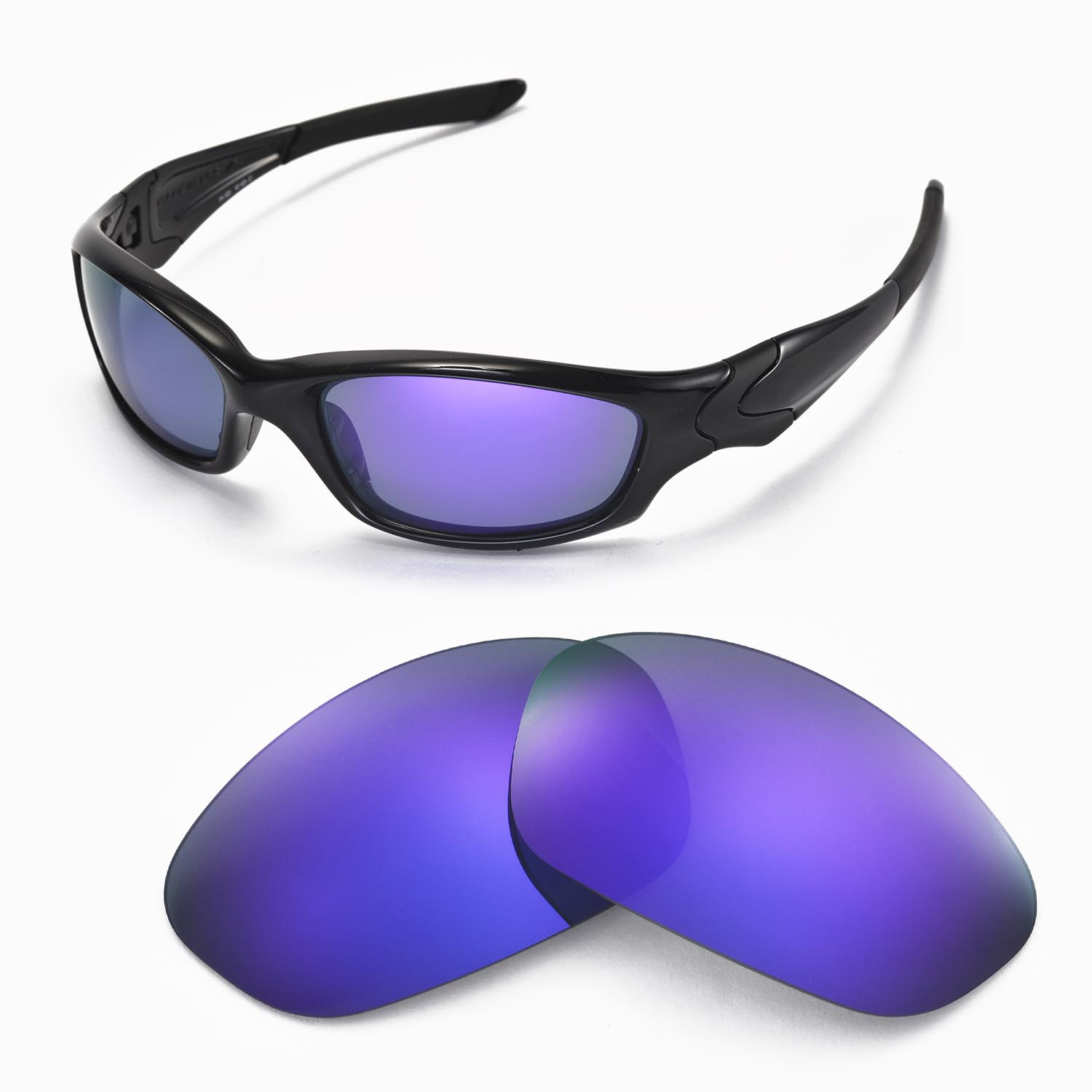 HKUCO Purple/Transition/Photochromic Polarized Replacement Lenses For f9dGL4o3rF Straight Jacket 1999 Sunglasses HnxpCBYB