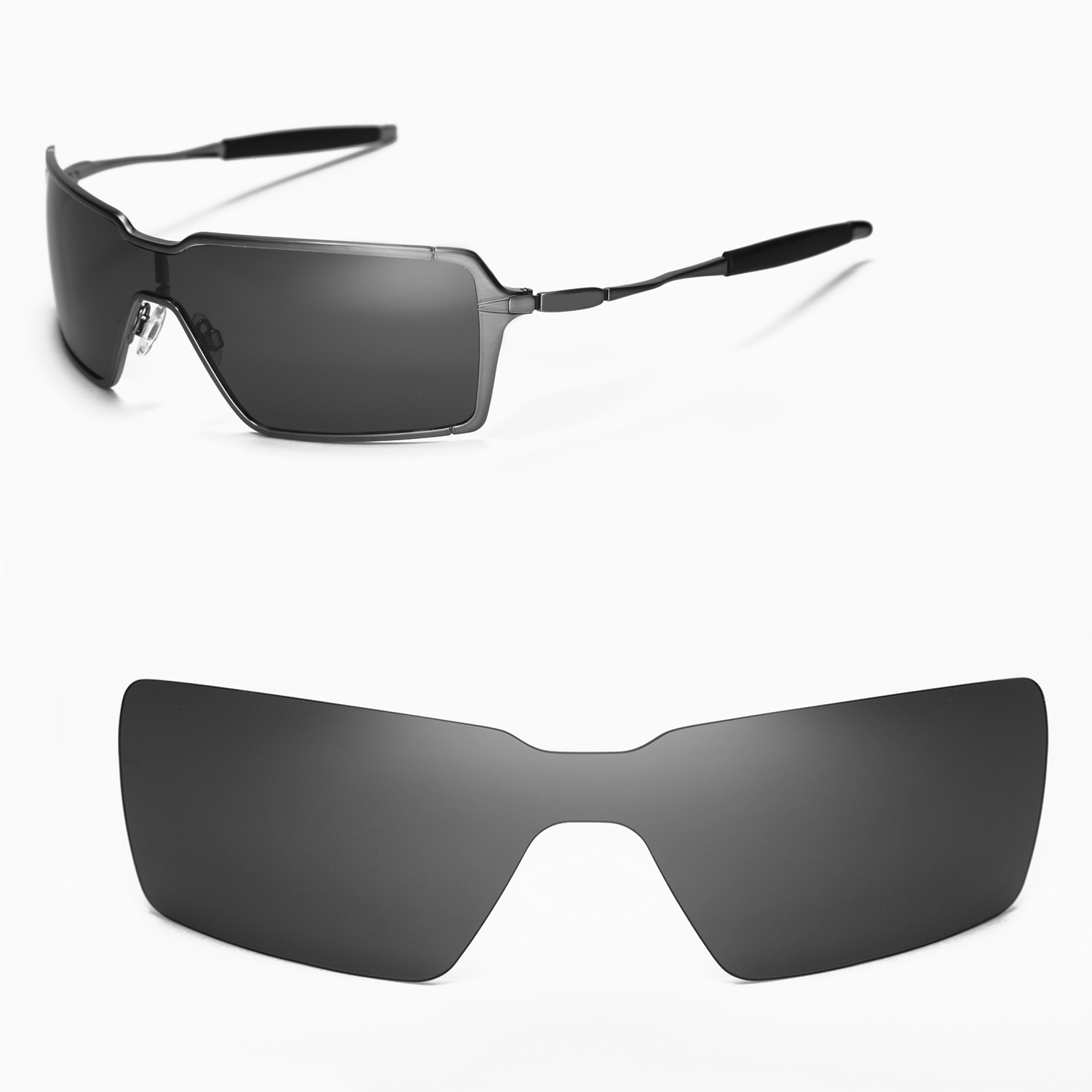 Polarized Glass Lens Sunglasses Tzw9