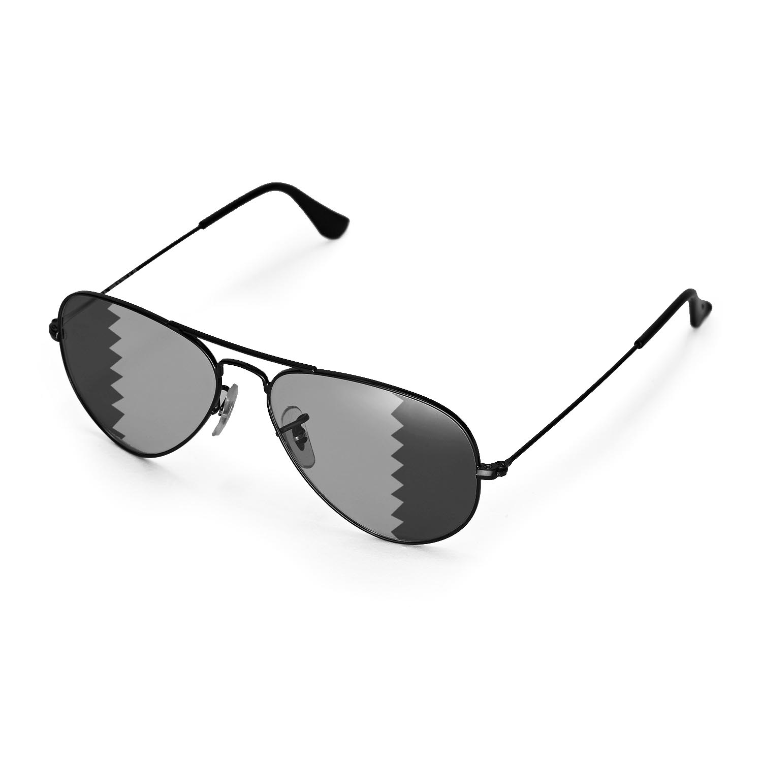ray ban aviator large polarized  WL Polarized Transition Lenses 4 Ray-Ban Aviator Large Metal ...
