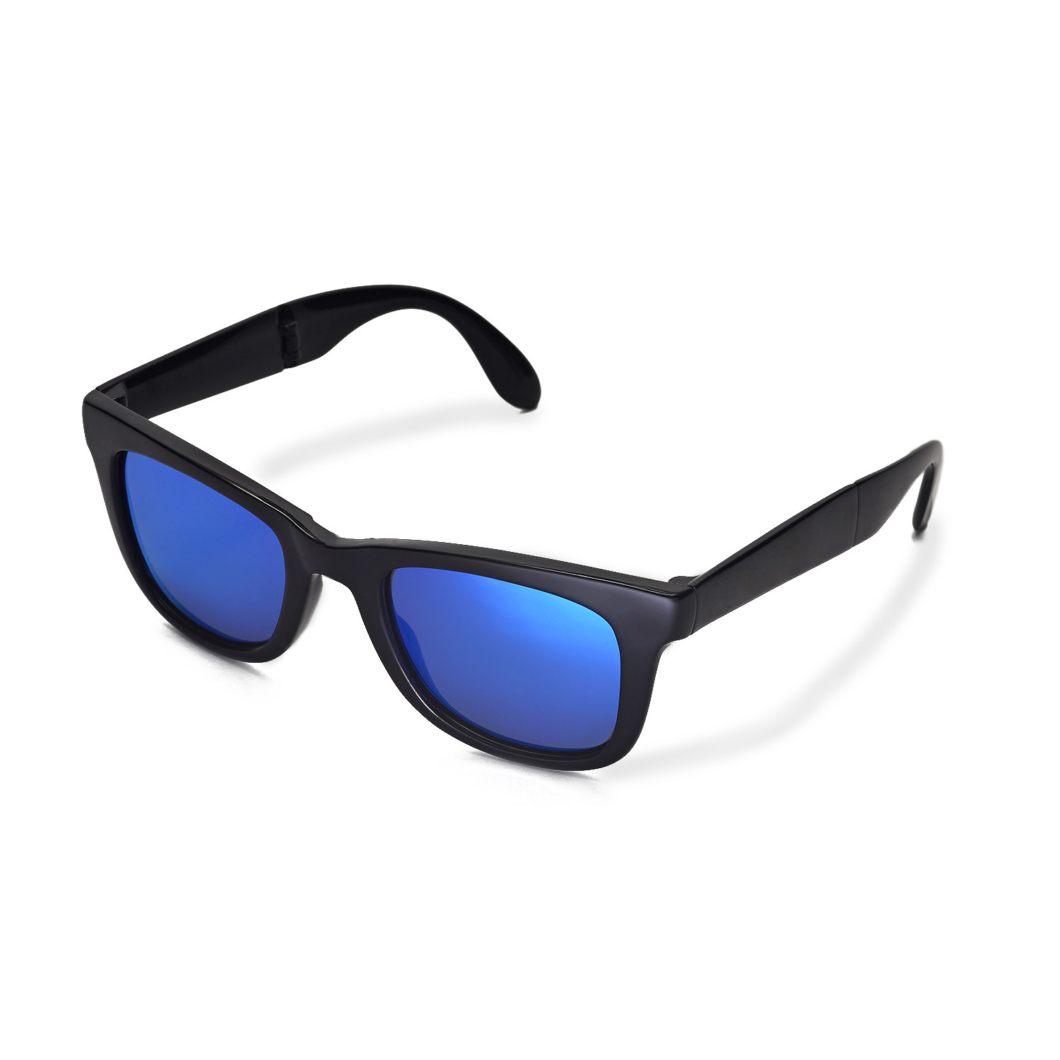polarized ray ban wayfarers  New Walleva Polarized Ice Blue Lenses For Ray-Ban Wayfarer RB2140 ...
