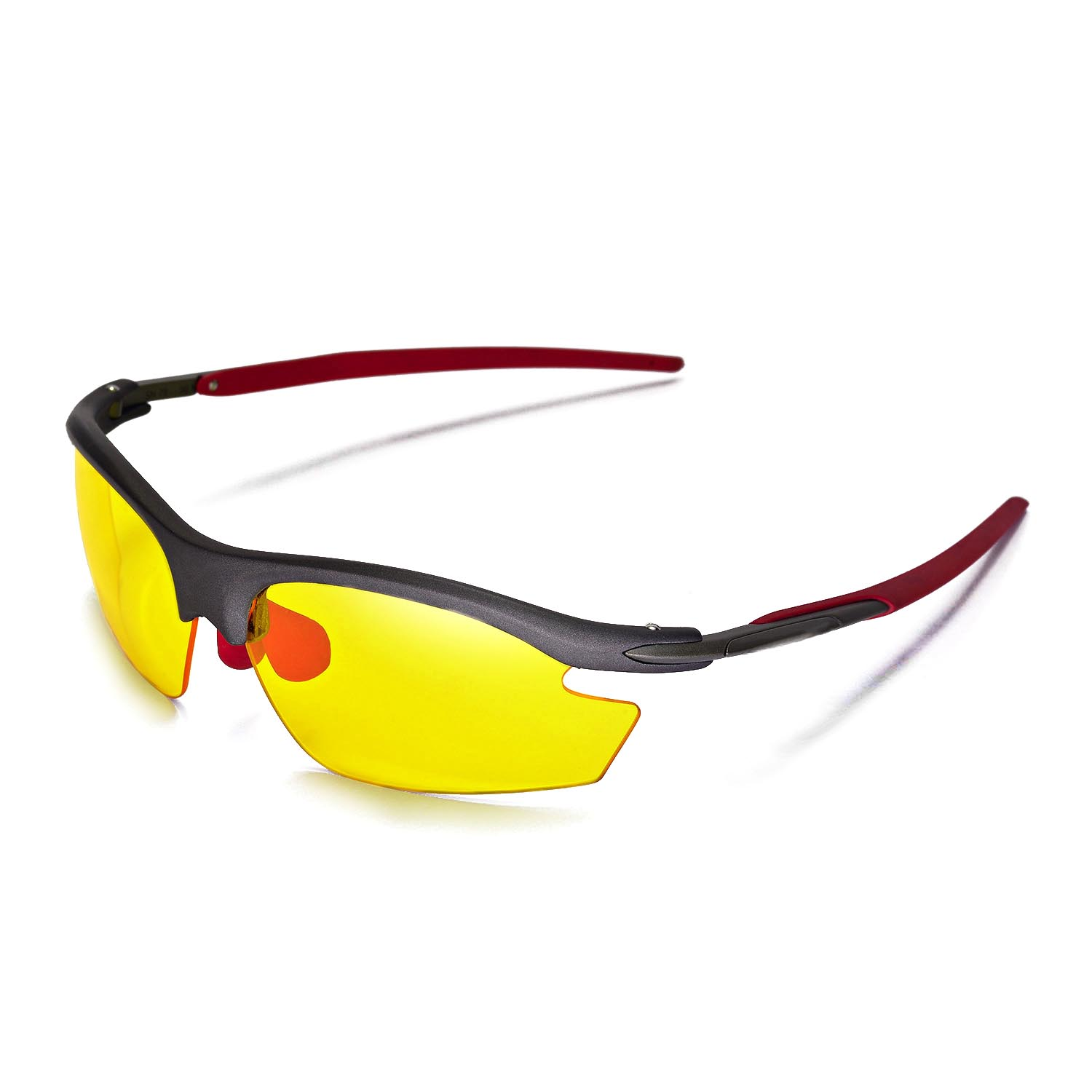 Rudy Project Sunglasses Replacement  new walleva yellow replacemen t lenses for rudy project rydon