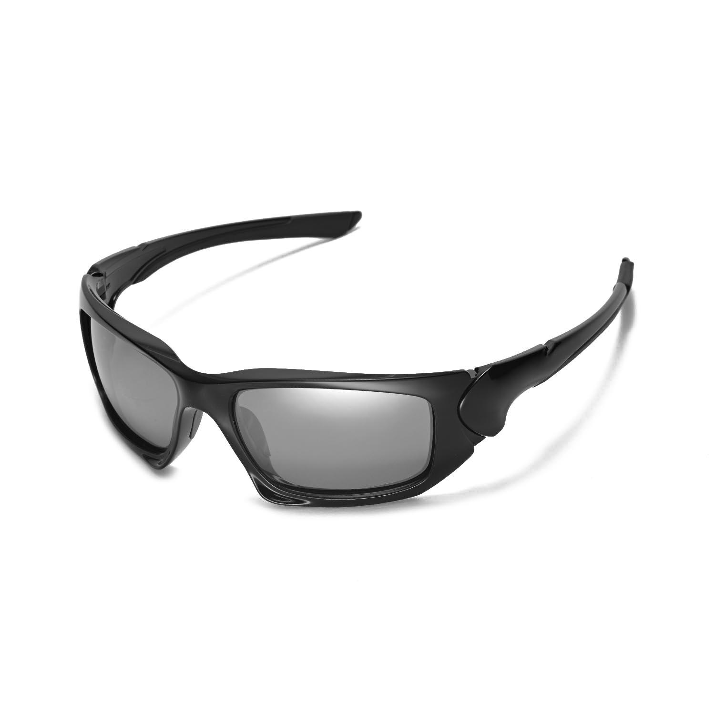 Oakley Polarized Scalpel Sunglasses Camel   Louisiana Bucket Brigade 5cfd064591