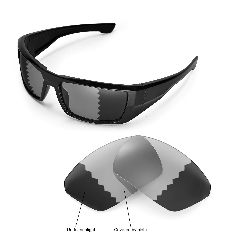 Polarized And Photochromic Sunglasses  new wl polarized transition photochromic lenses for spy optic dirk