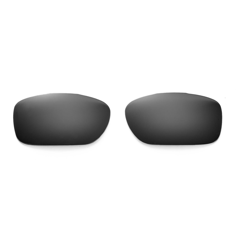 replacement lenses for womens oakley sunglasses  new walleva polarized black lenses for oakley twoface